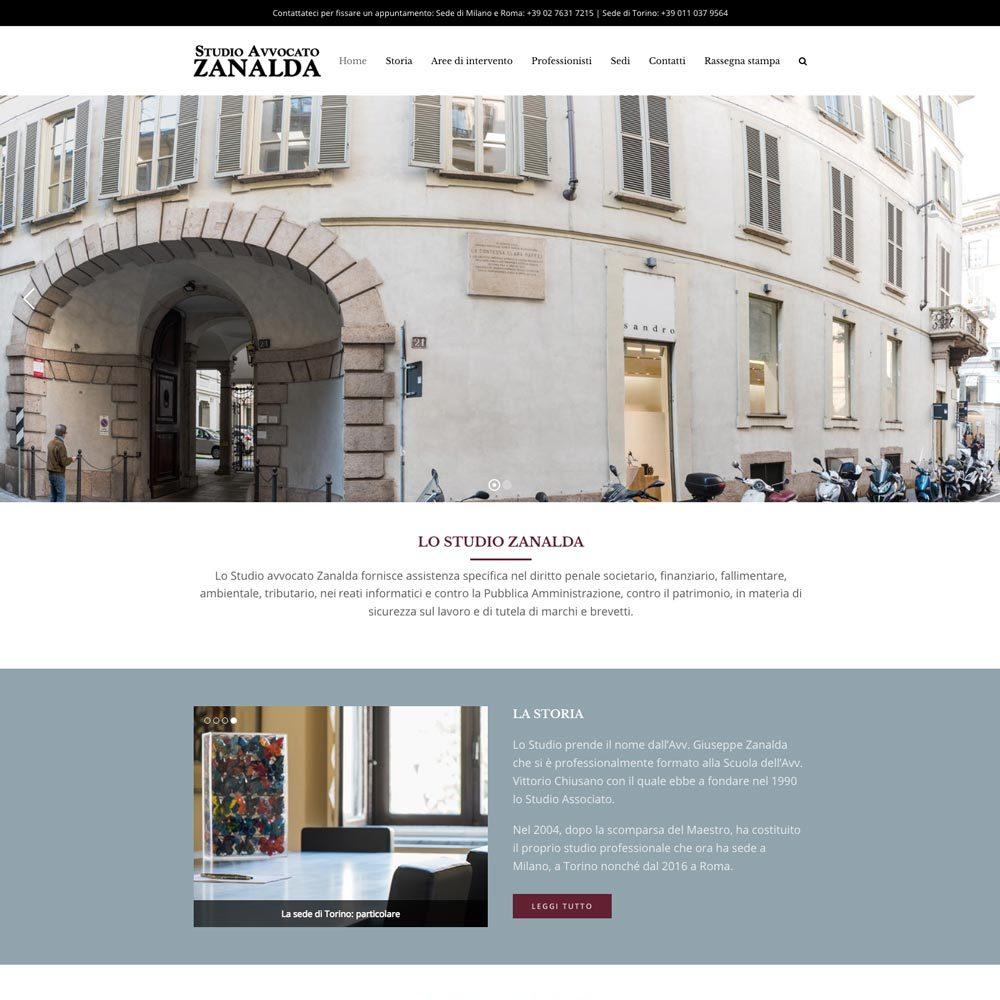 Zanalda Web-design-zen-studio Siti Web Torino